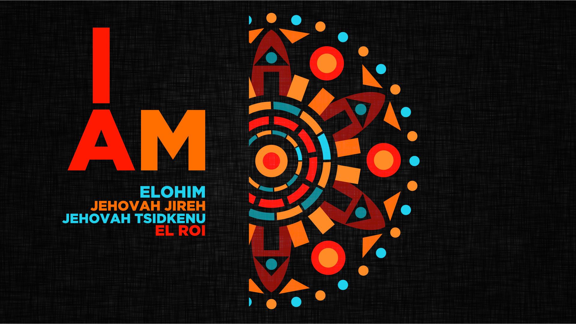 I AM: Jehovah Jireh