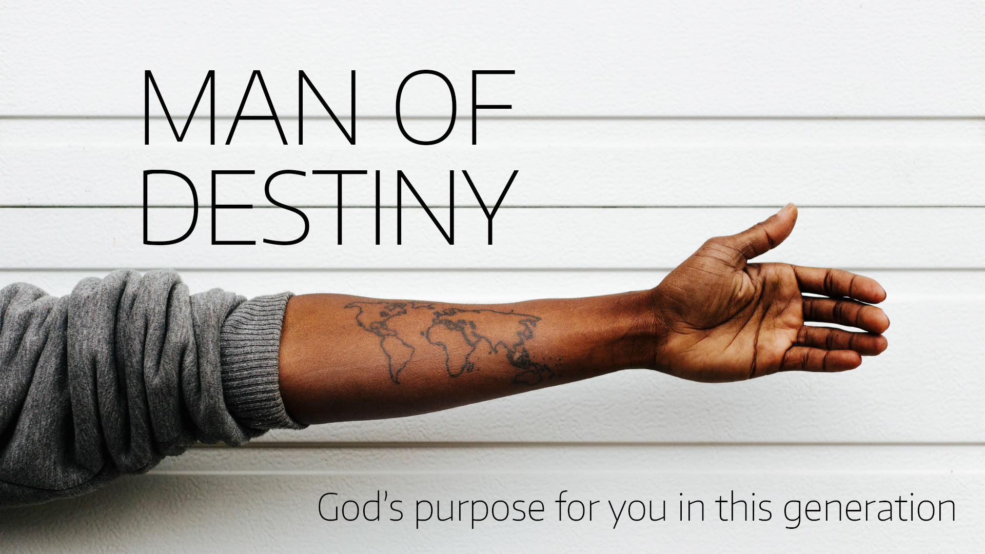 Mens Camp Session 1: Nehemiah, a man of Destiny